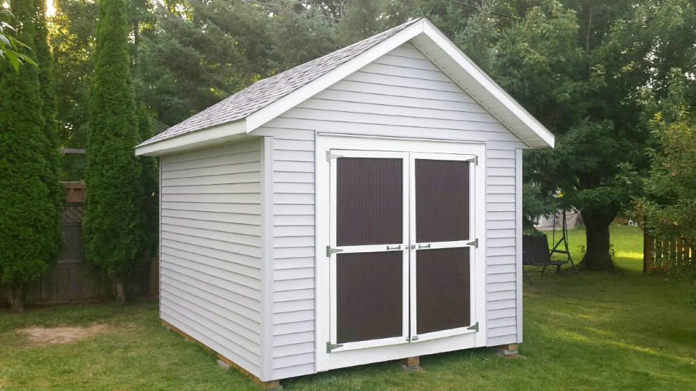 14x20 Shed Plans Build A Large Storage Shed Diy Shed