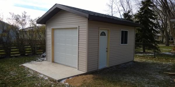 Garage Shed Plans - Buy DIY Detached Garage Designs Today