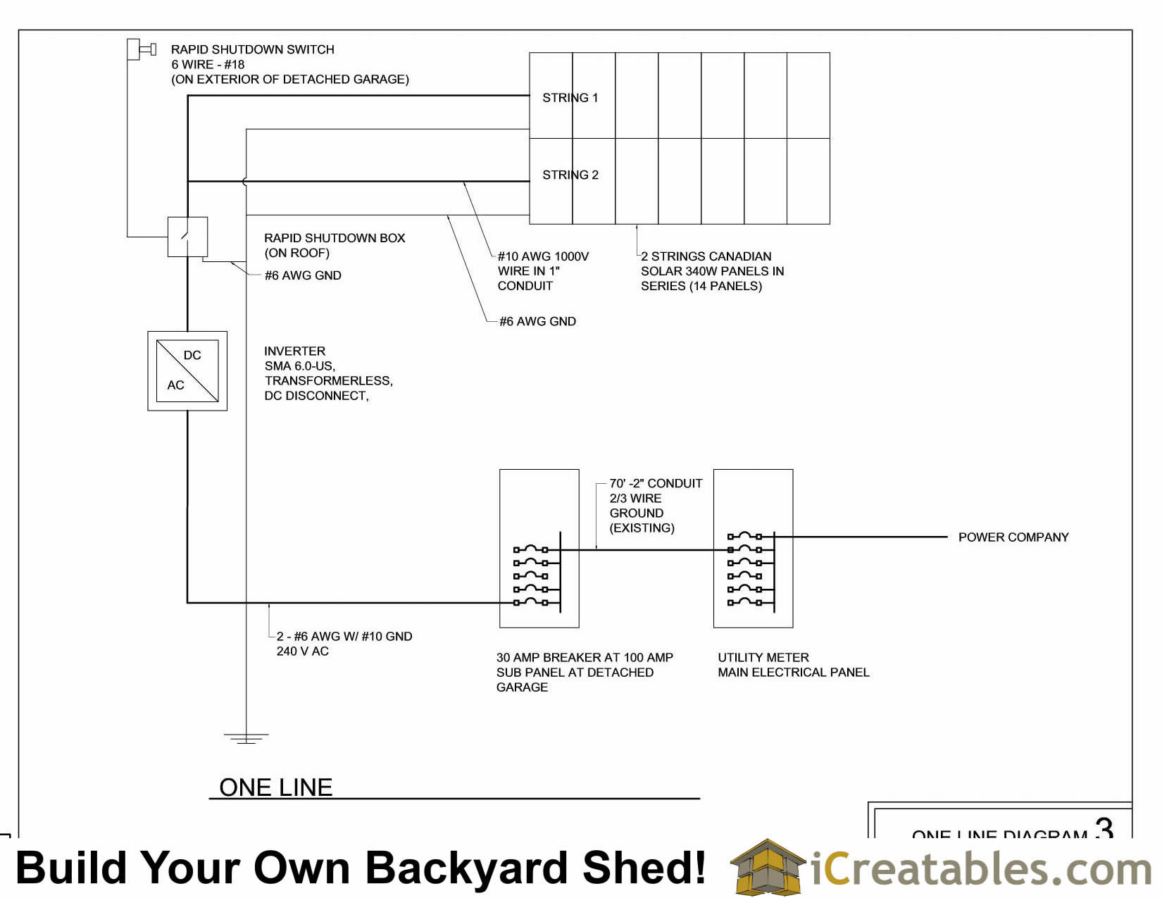 [DIAGRAM_5NL]  C3D7C Wiring Diagram For Detached Garage | Wiring Resources | Detached Garage Wiring Codes |  | Wiring Resources