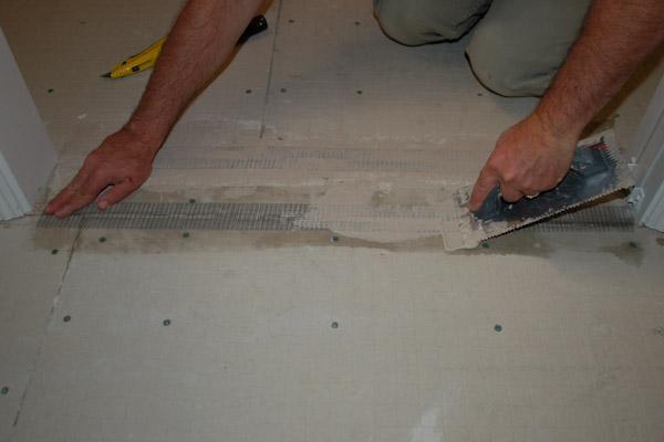 Install Tile Backer Board On Sub Floor Icreatables