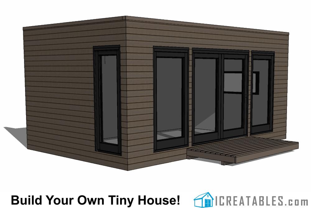 16x22 Tiny House Plans Tiny House Design