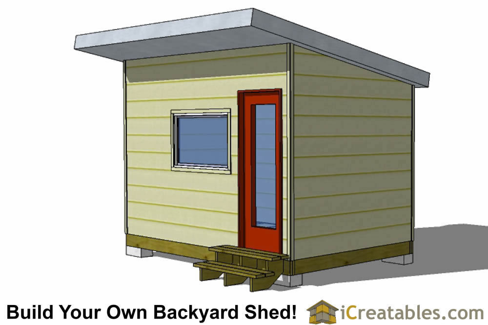 8x12 low income house plans